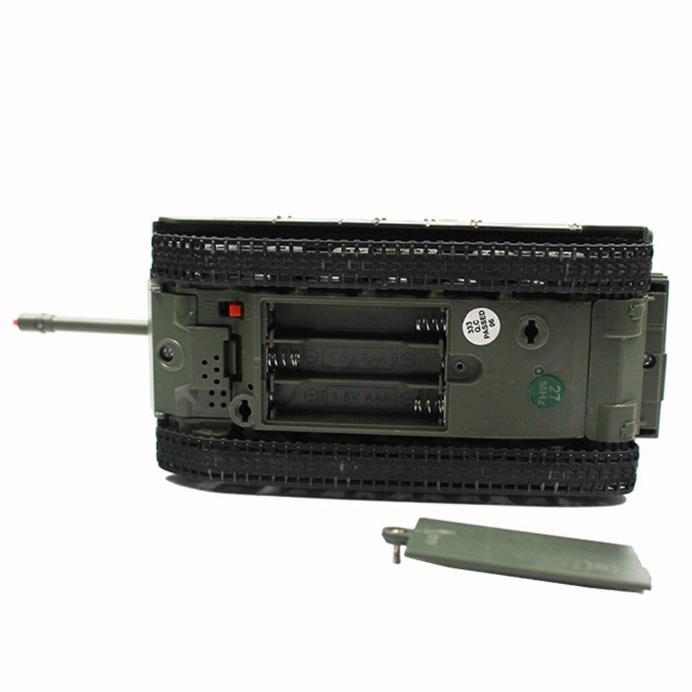Забавный Rc Танк автомобиль 2 шт. начало способность дистанционное управление Танк для подарка Прямая