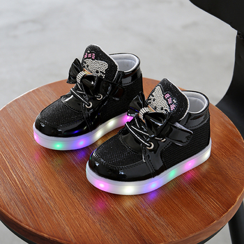 baby flashing light shoes