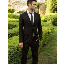 New Custom Made Jacket+Pants New Men's Suits Slim Fit Tuxedo Men Business Suits Formal Wedding Blazer high quality