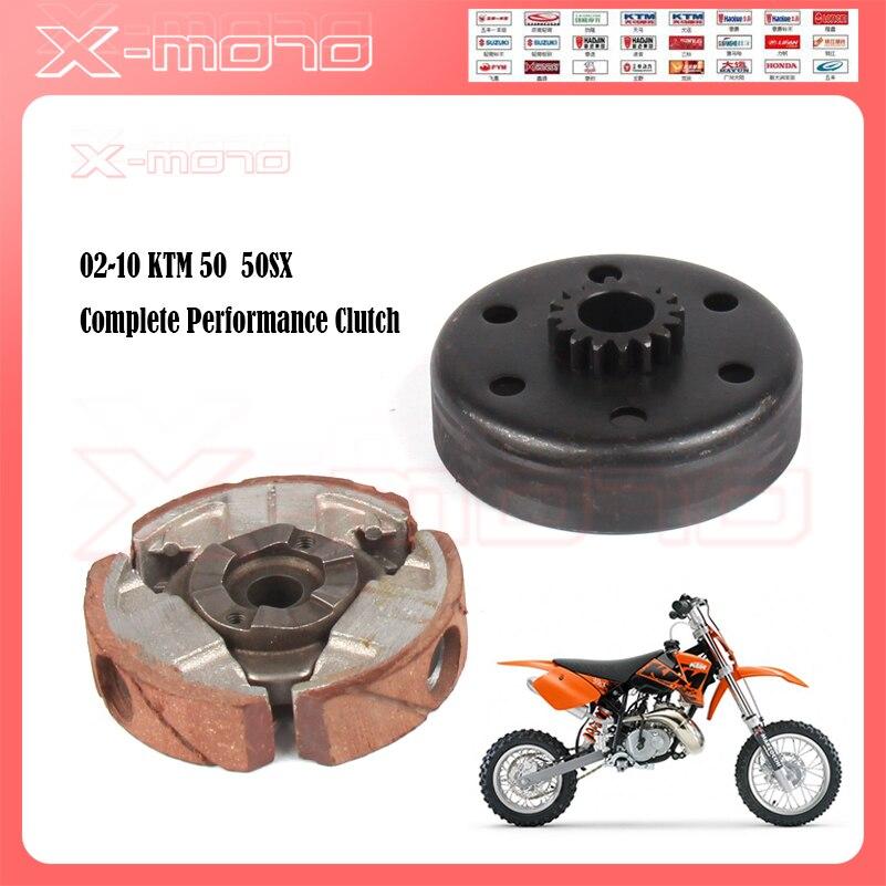 02-10 KTM 50 COMPLETE PERFORMANCE CLUTCH Assembly JUNIOR SENIOR JR SR SX PRO LC Parts