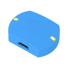 Coollang xiaoyu 2.0 Badminton Racket Sensor Tracker Motion Analyzer with Bluetooth 4.0 Compatible with Android and IOS P30