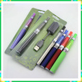 Ego gs H2 kit 2.0 ml atomizador con EGO T batería cigarrillo electrónico fumar Kits de iniciación pluma vaporizador vs evod EGO clearomizer