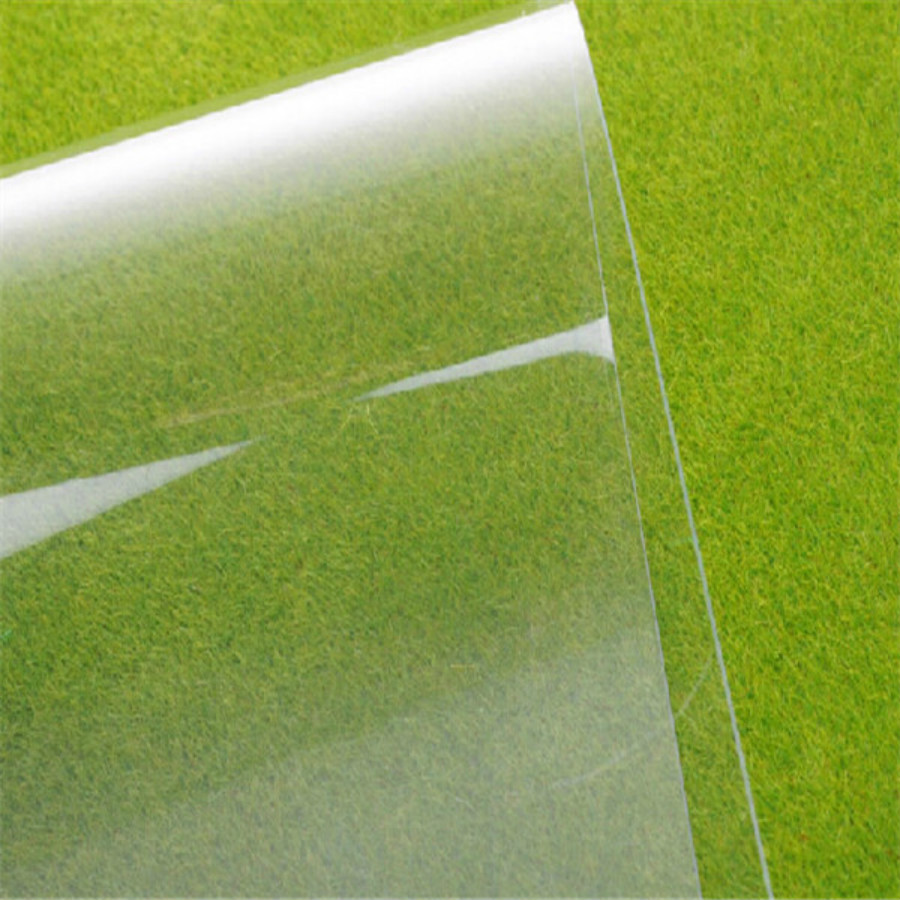5pcs/lot 20*30cm DIY Clear Pvc Sheet For Hobby Model Maker And Architecture Scale Building Materails