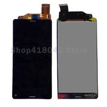 Para Sony Xperia Mini Z3 Z3 Compacto LCD Pantalla + Touch Screen Asamblea Del Digitizador Envío Libre