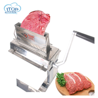 ITOP MTS7 7''WIDE hamburger machine cooking tools meat tenderizer kitchen tools meat grinder meat poultry tools
