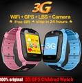 2020 Q528Pro 3G GPS трекер Детские Смарт-часы Дети WiFi с трекером SOS Смарт-часы для IOS Android Смарт-часы