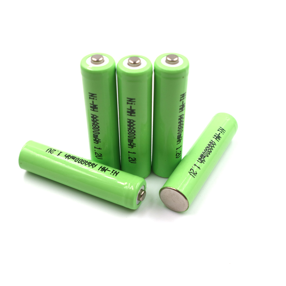 AAA 800mAh 10 pieces 0.8Ah Rechargeable Battery NI-MH TV remotes radios clocks and electronic games smoke alarm cordless phone