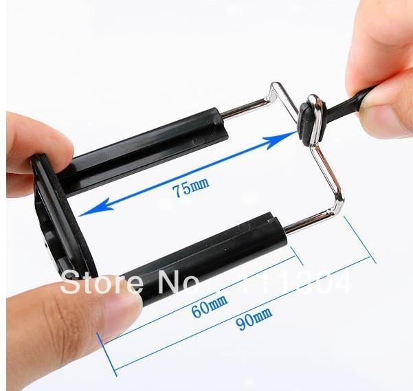 10 set / lot Venta Caliente Mini Trípode + Soporte para Teléfono - Cámara y foto - foto 3