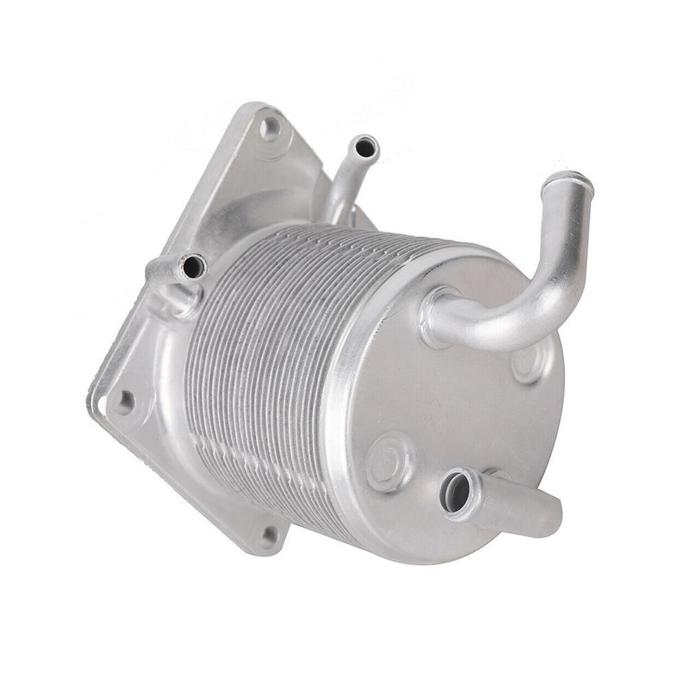 Image 2 - Модернизированный масляный радиатор передачи CVT для Nissan 2007 2012 Sentra/2011 2014 Juke/2008 2018 Rogue/2012 2018 Versa Sedan 2160-in Маслоохладители from Автомобили и мотоциклы