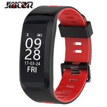 F4 Smart Brace Waterproof Bluetooth Heart Rate Blood Pressure Blood Oxygen Monitoring smart band Fitness Tracker Sports Bracelet