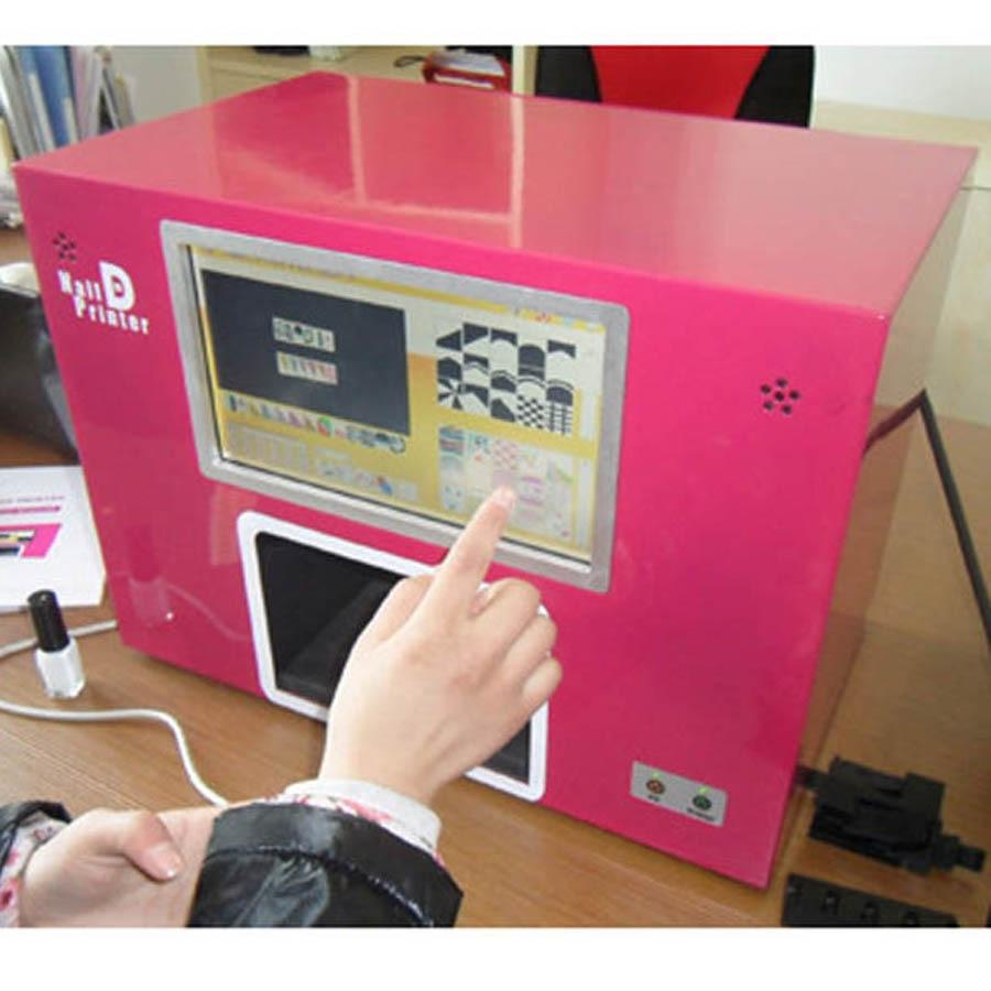 YENİ UPGRADED CE təsdiqlənmiş kompüter daxili dırnaq printeri 5 - Dırnaq sənəti - Fotoqrafiya 1