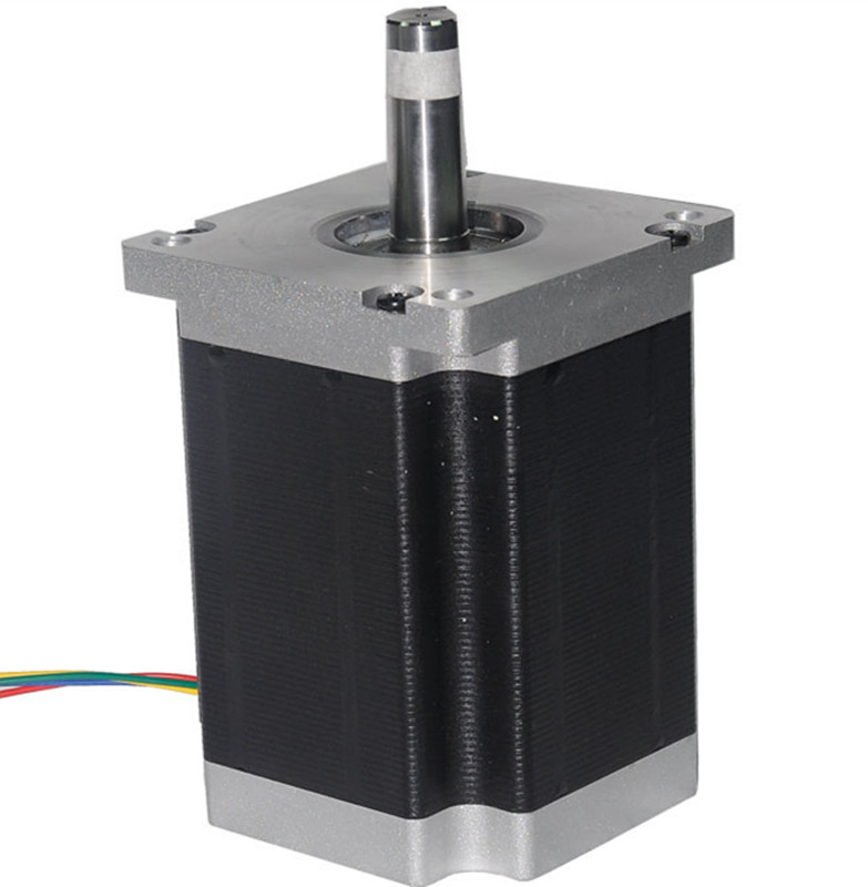 Nema 42 2phase 24N.m 3398ozf.in stepper Motor 110mm frame 19mm shaft 110J18165-460 JMC nema 42 3phase 12n m 1699ozf in stepper motor 110mm frame 19mm shaft 110j12161 360 jmc
