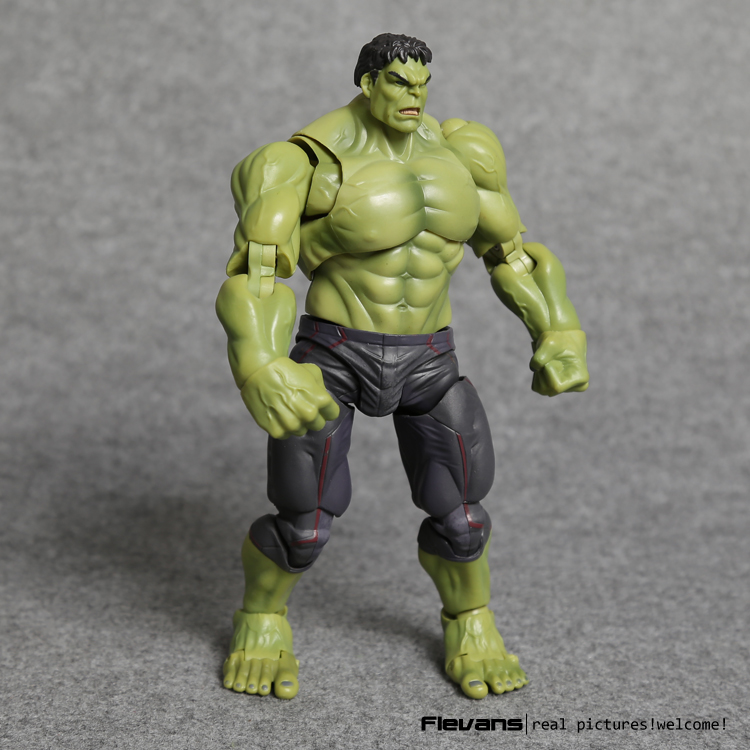 Avengers SHF SHFiguarts Hulk PVC Action Figure Collectible Model Toy ... 004bc079e