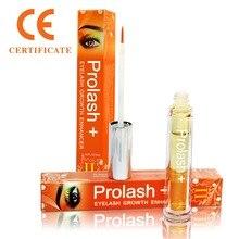 Prolash Eyelash Serum EPM Enhancing Eye Lash Brow Extensions Growth Eyelashes Enhancer 7 Days Longer Liquid
