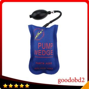 цена на Klom Air Wedge Diagnostic Tool KLOM Air Pump Wedge Air Wedge Locksmith Tools Lock Pick Set (Small ,Blue)