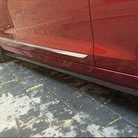 Front Lip Bumper Car Rubber Strip side skirts for subaru mitsubishi,Nissan