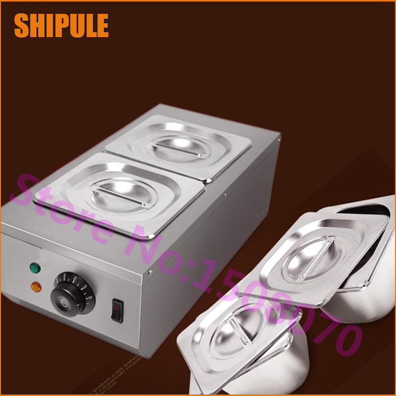 SHIPULE Multi-function Electric Commercial Chocolate Melting/Tempering/Coating Machine price organic natural plant oil 100