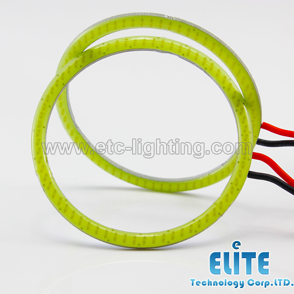 70mm COB Angel Eyes, Halo Rings, Diameter 81 LEDs LED Rings 12V 4.5W, - ETC Retrofit Store store