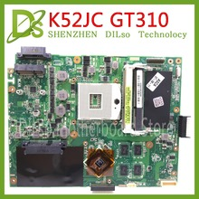 Kefu K52JC для ASUS K52JC K52JR K52JT K52J плата REV2.0 материнской K52JC GT310M 1 ГБ материнской платы интегрированы 100% Тесты работы