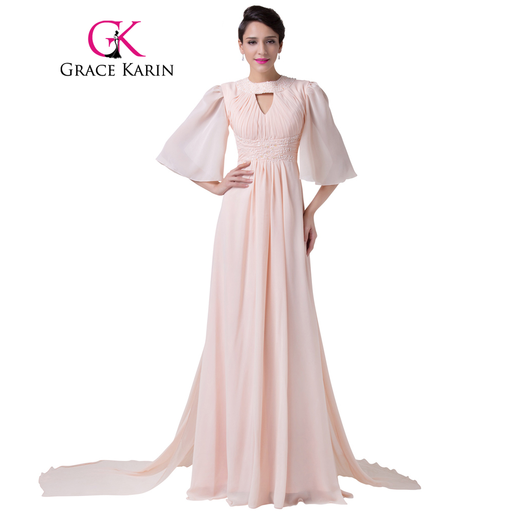 Long Sleeve Designer Evening Gowns Reviews - Online Shopping Long ...