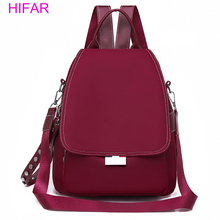 HIFAR Brand Fashion Oxford Backpack Women School Bags For Teenager Girls Designer Female Travel Back Pack 2018