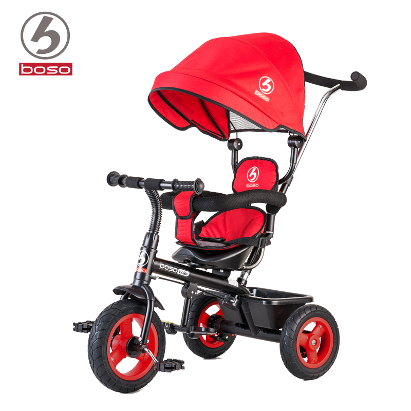 Boso Trike Children Tricycle With Rubber Wheels Tricycle