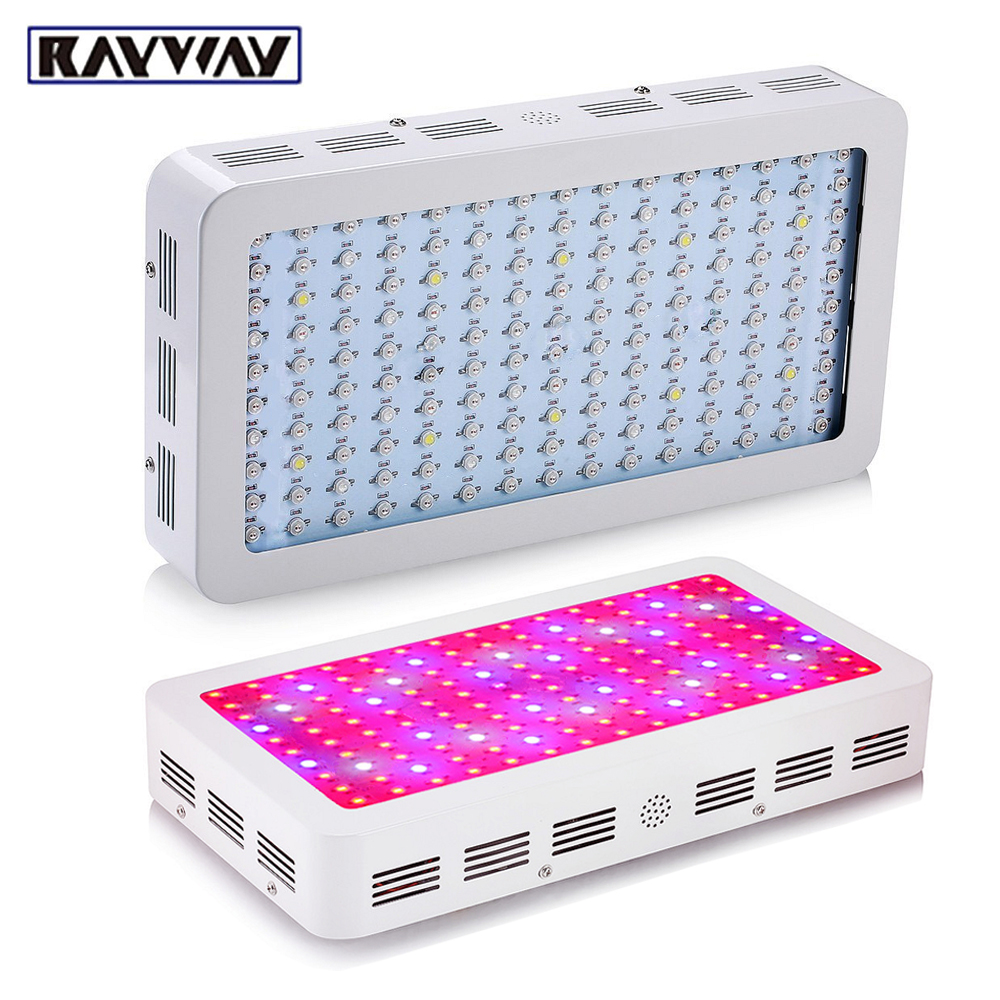 RAYWAY LED Grow Light 1500W Full Spectrum Growing Lamp LED Indoor Plant Lamp For Greenhouse Hydroponic tent  Vegetables growth 300w led grow light 3w chips high power 67red 15blue 8white 8orange 1uv 1ir plant grow lamp for greenhouse garden tent growing