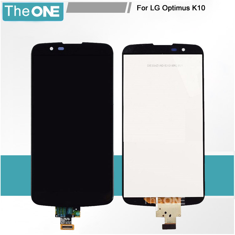 ФОТО LCD Display For LG K10 F670 F670L F670S F670K LCD Display Touch Digitizer Screen Glass Assembly New in Stock