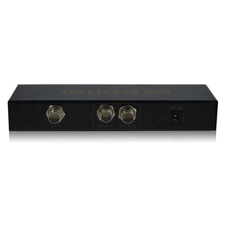 HighTek HK-S1T2 2 ports SDI splitter 1x2 HD SDI / 3G SDI /SD SDI distribution splitter