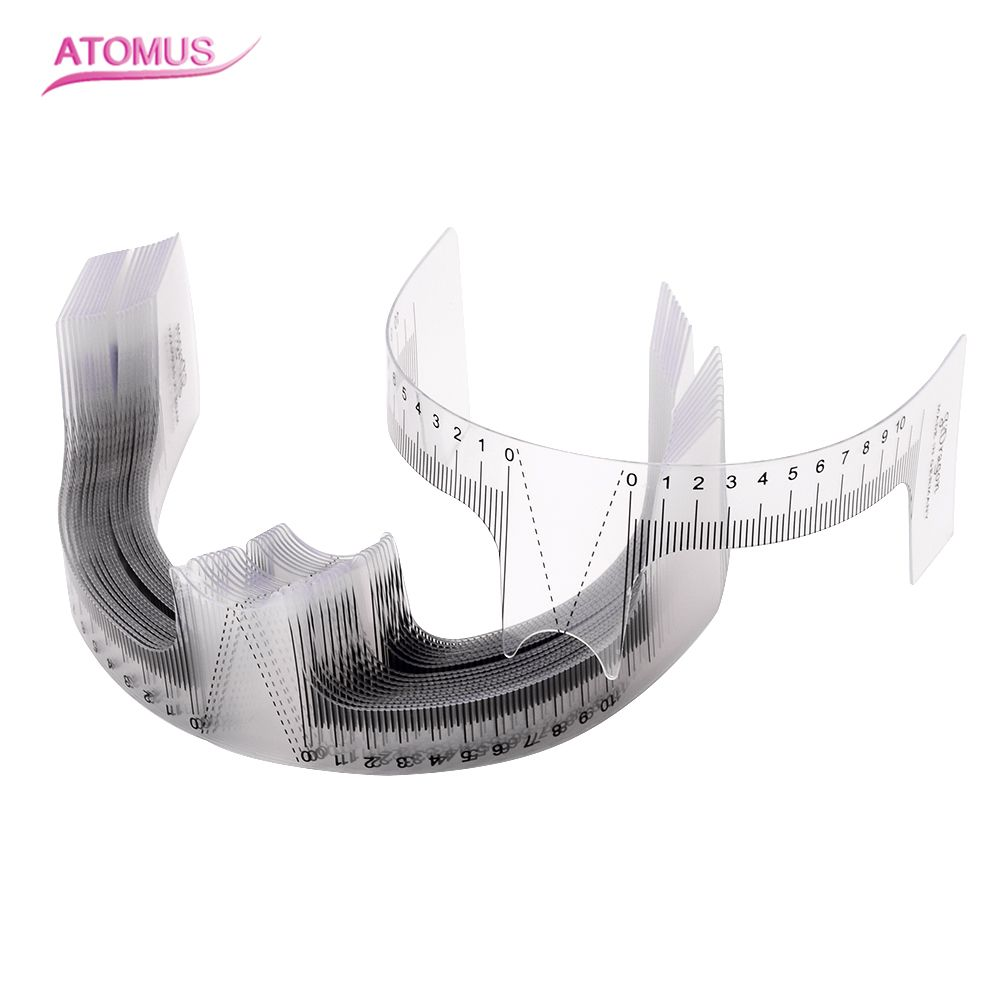 4pcs/lot Permanent Makeup Eyebrow Grooming Stencil Shaper Ruler Measure Tool Makeup Reusable Eyebrow Ruler Tool Measures 4pcs/lot Permanent Makeup Eyebrow Grooming Stencil Shaper Ruler Measure Tool Makeup Reusable Eyebrow Ruler Tool Measures