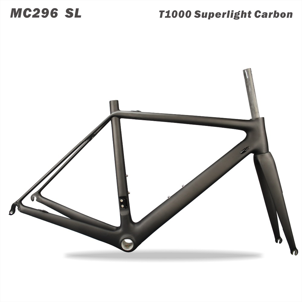 2018 MIRACLE Super light t1000 Carbon road frame Di2&Mechanical Racing bike Carbon road frame/fork/seatpost Cadre Carbone Route 2018 t800 full carbon road frame ud bb86 road frameset glossy di2 mechanical carbon frame fork seatpost xs s m l og evkin