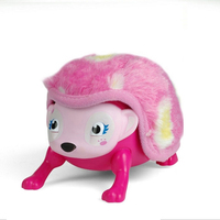 Abbyfrank Plastic Electric Miniature Hedgehog Toys High Simulation Can Laugh And Sound Sensor Stuffed Toy Brinquedo