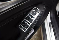 For Benz ML W166 2012 2015 Chrome Door window control button Swith Cover Trim