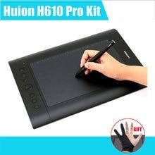 HUION H610 Pro USB графический планшет для рисования Графический планшет для рисования планшет графический
