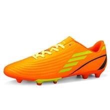 4b8382d8a الأطفال الشباب عدم الانزلاق الاطفال أحذية كرة القدم مسمار كسر الطفل في  الهواء الطلق لكرة القدم أحذية الرياضة أحذية كرة القدم الم.