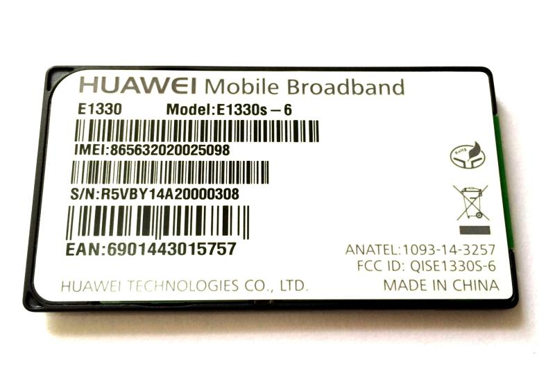 E1330s-6  Hua Wei DataCard Internal Antenna WIFI for 3G win8 tablet PAD UltraStick HSUPA/HSDPA/WCDMA New&Original