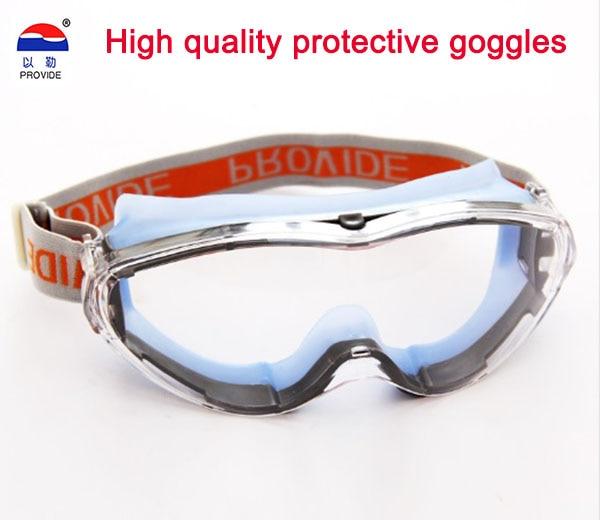 b6323a515be50 FORNECER nova postagem macios genuínos óculos de proteção para os olhos óculos  de segurança poeira-prova e à prova de respingos de areia à prova de vento-  ...