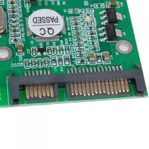 Add-on Karten Angemessen Gtfs-compact Flash Cf Zu Serial Ata Sata Adapter Konverter Einfach Zu Schmieren