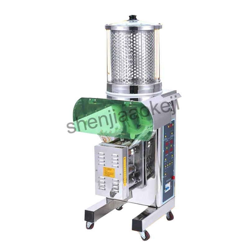 stainless steel Chinese medicine decocting machine packaging machine Automatic medicine packaging machine 220v 2100w 1pc stainless steel axle sleeve china shen zhen city cnc machine manufacture