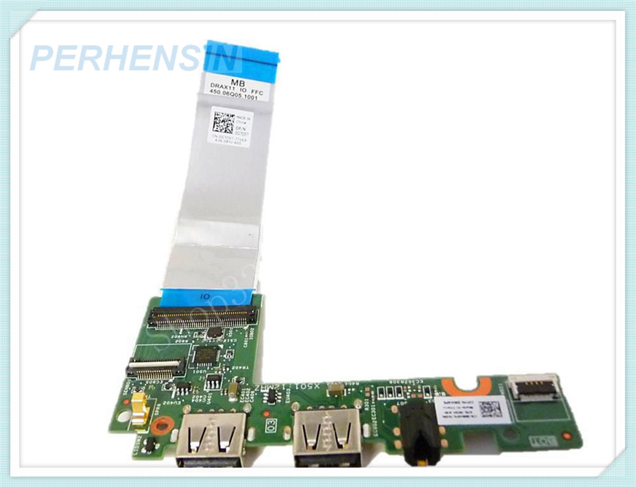Для Dell Inspiron 11-3000 11-3168 11.6 P25T001 USB аудио Совета w c 0MH4F6 MH4F6