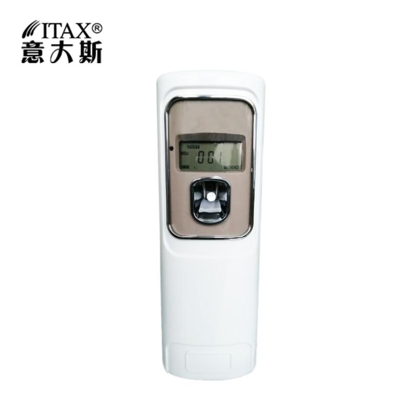 X-1167 LED wandmontage ABS kunststof automatische luchtverfrisser spray dispenser luchtreiniger geurige toliet badkamer badkamer spuitbus