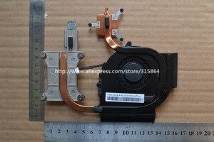 Image 2 - New laptop cpu cooling  fan for lenovo ThinkPad E431 E531 E440 E540 with heatsink
