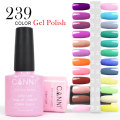 #30917 CANNI Gel Free Shipping Nail Art Gel 239 Colors To Select 7.3ml Gel Polish UV Varnish