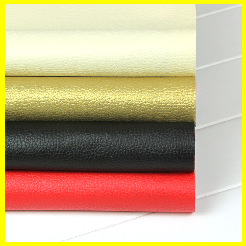 50 140cm Nice Pu Leather By Half Meter Faux Leather Fabric
