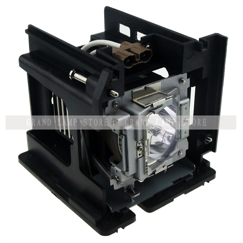 SP-LAMP-073 High Quality Projector Lamp Bulb with Housing Replacement for INFOCU S IN5312 IN5314 N5316HD IN5318 Happybate high quality replacement projector lamp bulb with housing 5j j4105 001 for ms612st