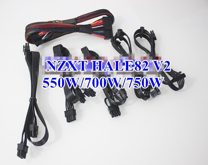 PCI-e GPU 8Pin to 6+2pin Power supply Cable for Corsair HX1050 HX850 HX750 HX650