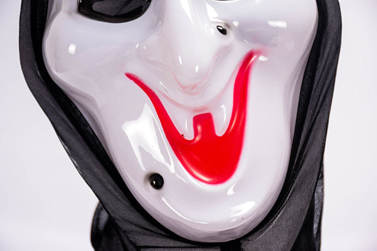 HTB1JPkqawmH3KVjSZKzq6z2OXXaO - Horror Grim Reaper Accessories Pennywise Horror Clown Halloween Cosplay Screaming Costume