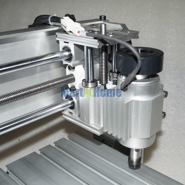 DHL Újszállítás - Új CNC 3020Z-DQ maró- és fúrógép, CNC - Famegmunkáló berendezések - Fénykép 3