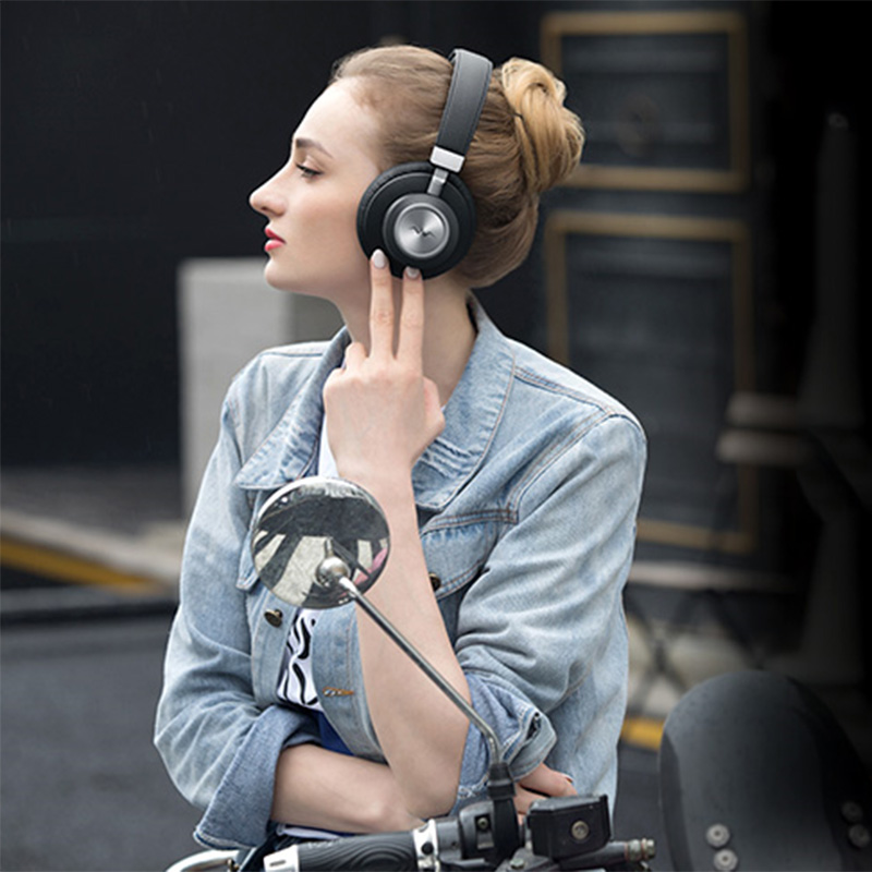 Bluedio bluetooth Smart casque Support musique appelant batterie affichage bluetooth oth5.0 écouteur nk-shopping - 2