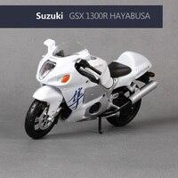 Maisto 1:12オートバイモデル用スズキgsx1300rレース車